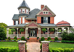 Victorian Homes Like This Are Found in Freehold, NJ