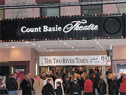 The Count Basie Theatre from the Red Bank City Government Website