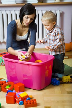 Allison Pest Control provides services for daycare centers.